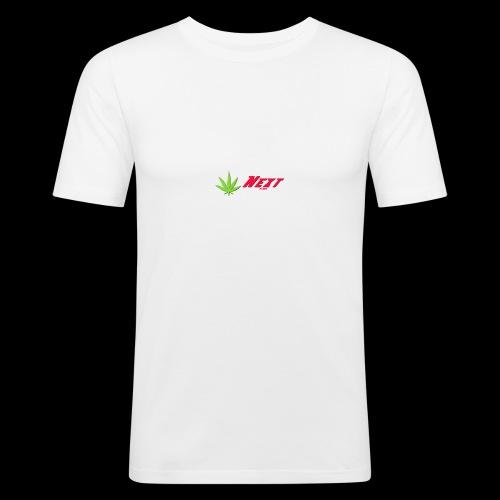 Next - T-shirt près du corps Homme