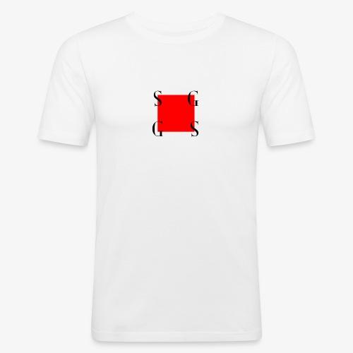 Modern Mag - Mannen slim fit T-shirt
