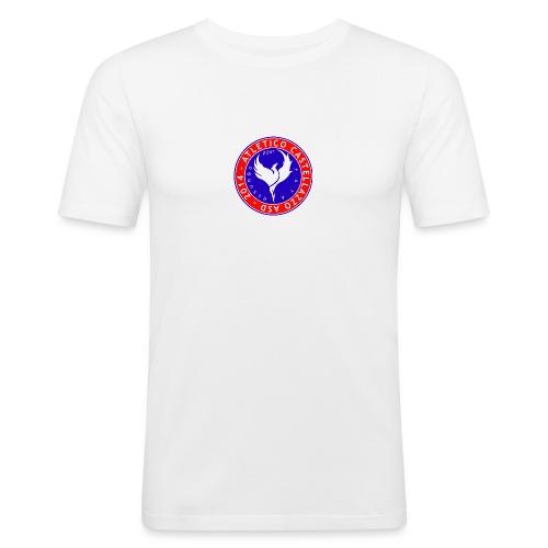 Logo Ufficiale Atletico Castellazzo - Maglietta aderente da uomo