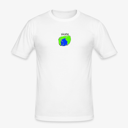 aiga cashier - Herre Slim Fit T-Shirt