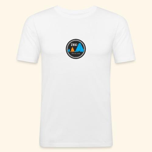 ZKGFriesland - Mannen slim fit T-shirt