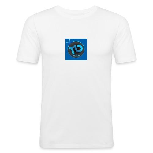 TB-SPORTZAK - Mannen slim fit T-shirt