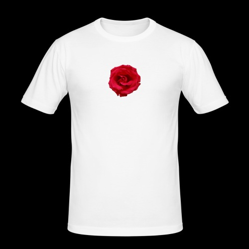 ForeMan - TheMansRose - Men's Slim Fit T-Shirt