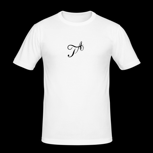Tom Ageddon Signature - Men's Slim Fit T-Shirt