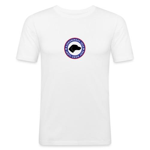 Ajokuningas t-paita - Miesten tyköistuva t-paita