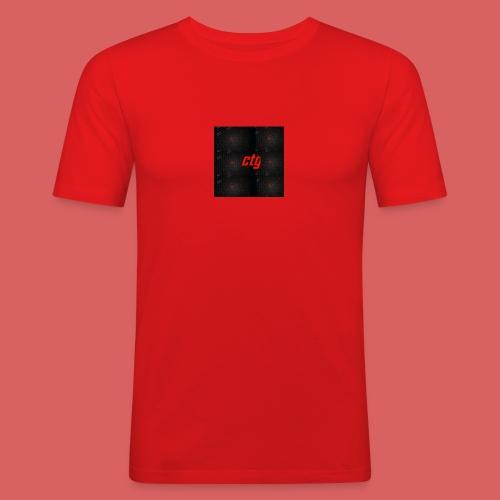 ctg - Men's Slim Fit T-Shirt