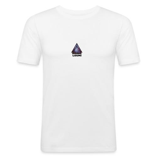 galaxy LOUMI series - slim fit T-shirt