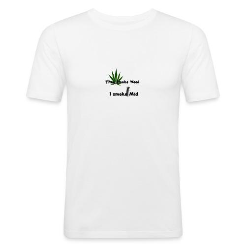 Greenkush Counter Strike style - Slim Fit T-shirt herr