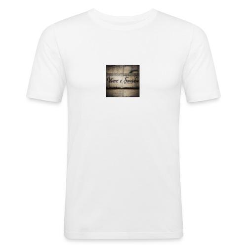 FB_IMG_1450317456468-jpg - Maglietta aderente da uomo