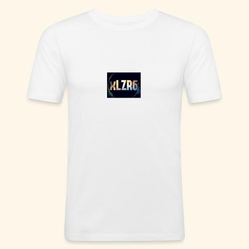 received 2208444939380638 - T-shirt près du corps Homme
