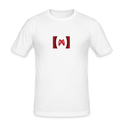 Tshirt - Player Youtube - Maglietta aderente da uomo