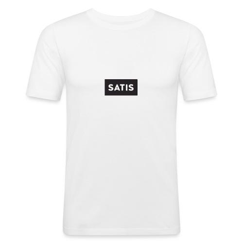 satis - T-shirt près du corps Homme