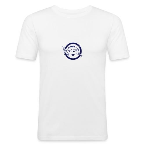 Fish_Fred - T-shirt près du corps Homme