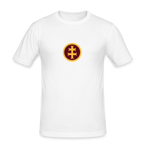 armes zarma 2col - T-shirt près du corps Homme