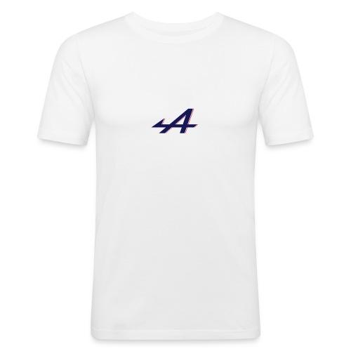 Alpine White - T-shirt près du corps Homme