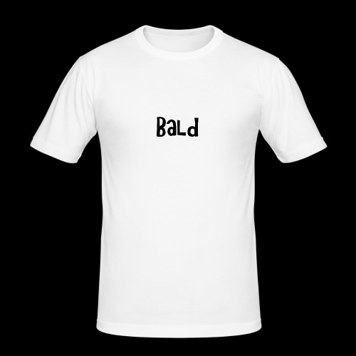 Bald clothing childish logo - slim fit T-shirt