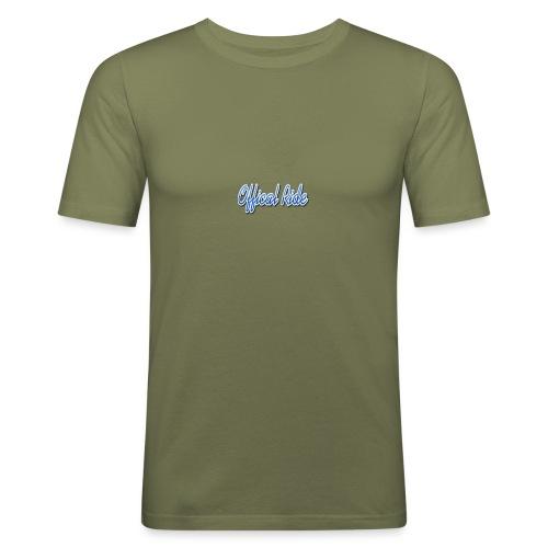Offical Ride - Männer Slim Fit T-Shirt