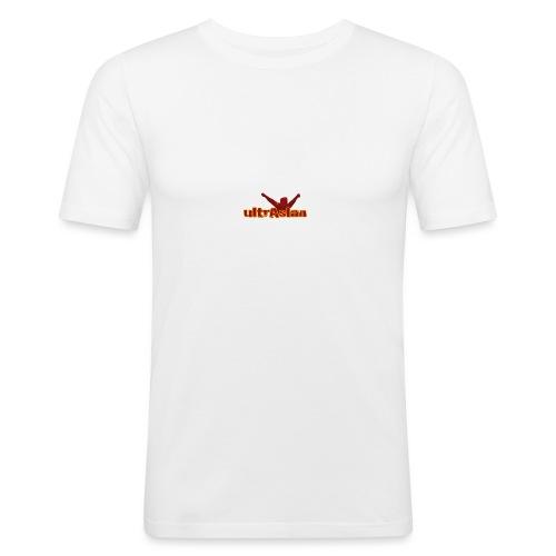 ultrAslan standard - Mannen slim fit T-shirt