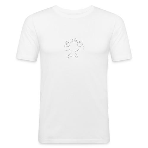FizkenStrong - Herre Slim Fit T-Shirt