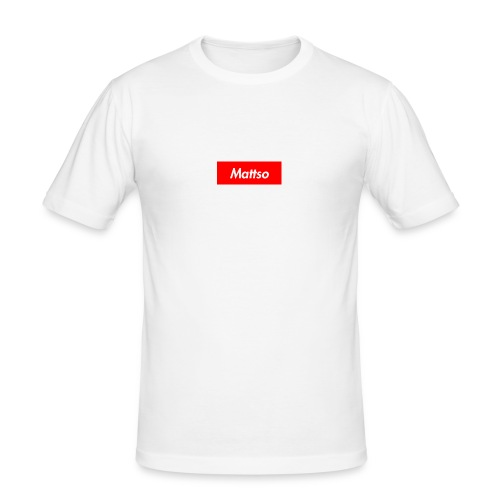 Mattso Merch to Flex - Men's Slim Fit T-Shirt