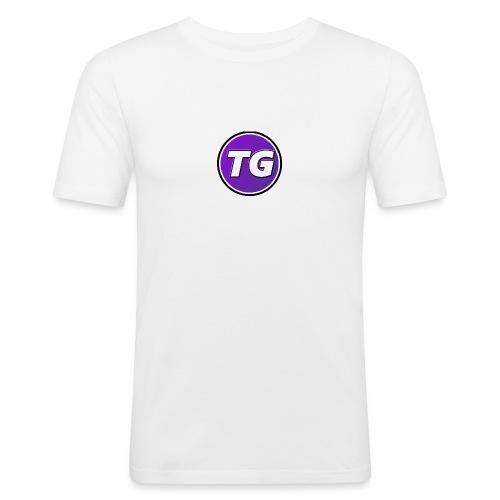 TijhuisGamer merchandise - Mannen slim fit T-shirt
