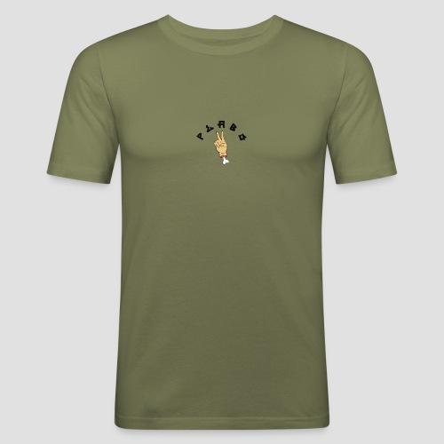 LogoPEABS - T-shirt près du corps Homme