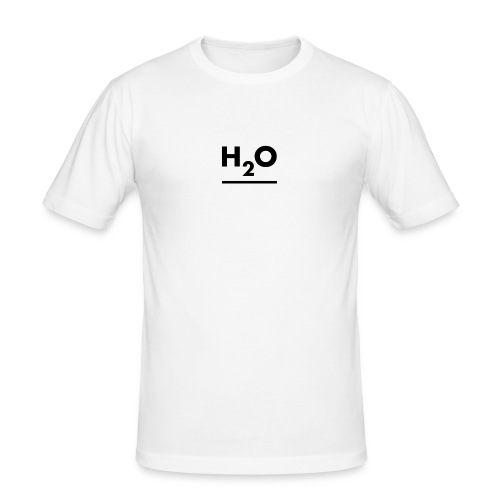 H2O - Herre Slim Fit T-Shirt