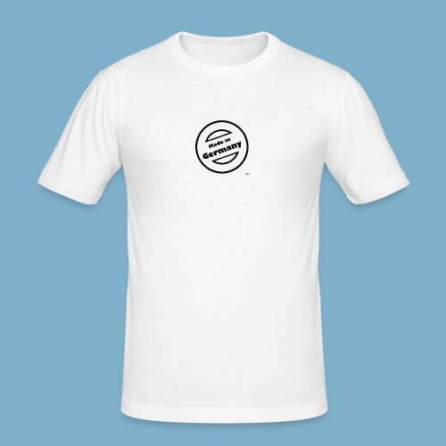 Made in Germany 2 - Männer Slim Fit T-Shirt