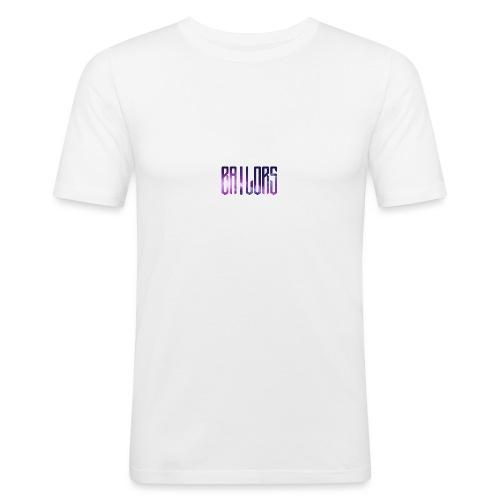 Bailors Galaxy - Mannen slim fit T-shirt