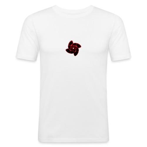 Rose ~ - Männer Slim Fit T-Shirt