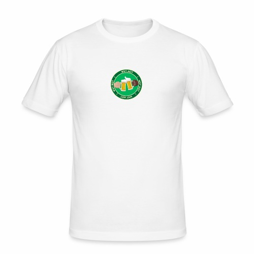 WHY NOT ? (WN) - T-shirt près du corps Homme