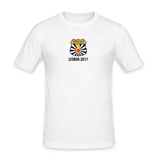 Roots 64 - Mannen slim fit T-shirt