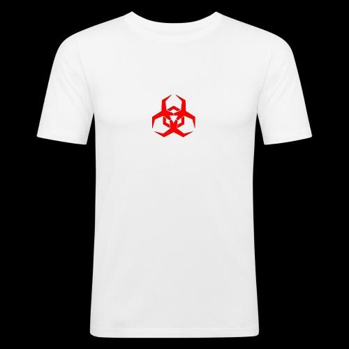 Radioaktive - Herre Slim Fit T-Shirt