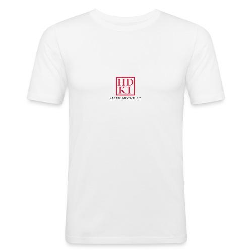 Karate Adventures HDKI - Men's Slim Fit T-Shirt