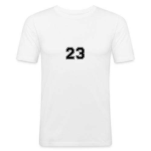 23 jordan - Camiseta ajustada hombre