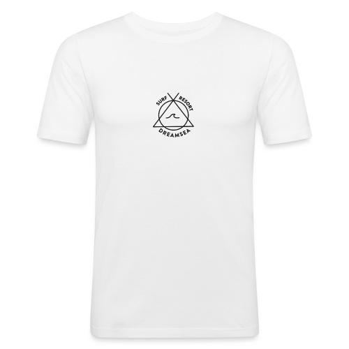 DREAMSEA SURF RESORT NEGRO - Camiseta ajustada hombre