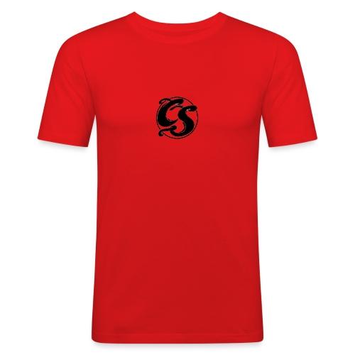 CREASPECTIVE - Men's Slim Fit T-Shirt