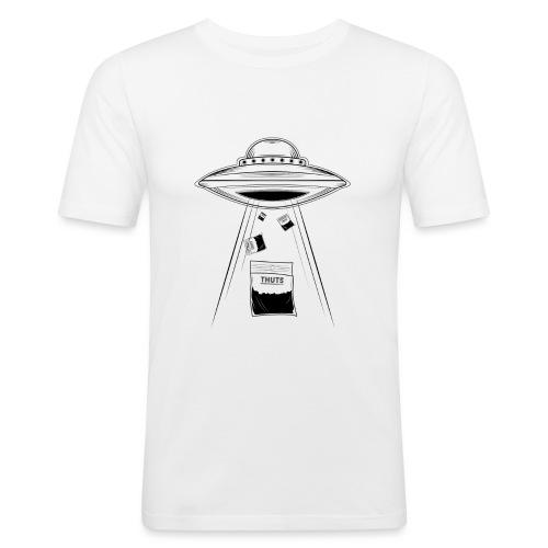 UFO thuts - T-shirt près du corps Homme