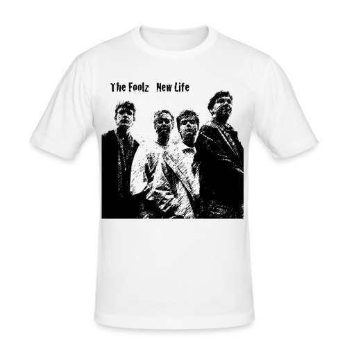 The Foolz New Life - Slim Fit T-shirt herr