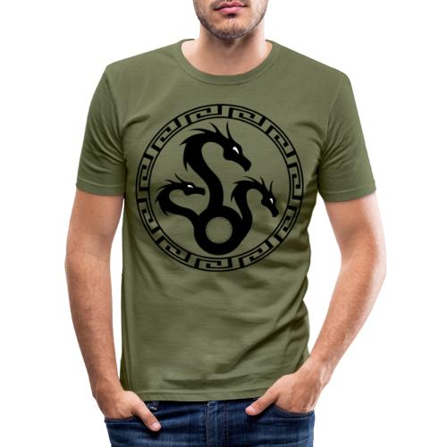 Hydra - Men's Slim Fit T-Shirt