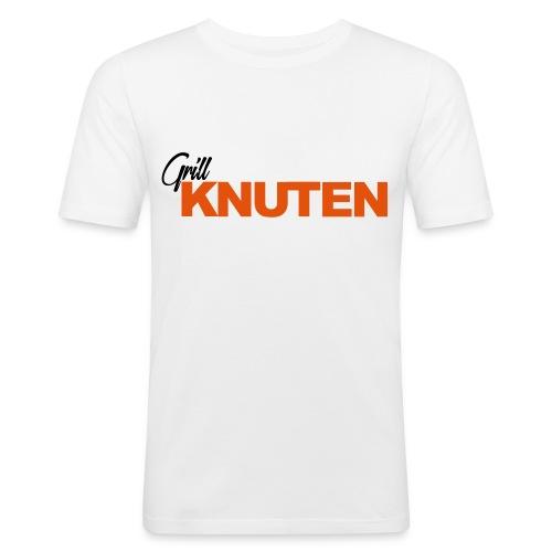 gatekjøkken - Slim Fit T-skjorte for menn