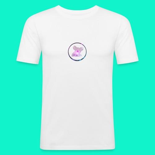 K LESEDI's - Mannen slim fit T-shirt