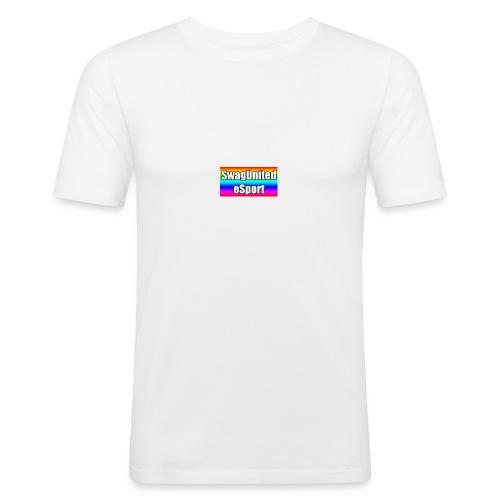 SwagUnited eSport - Slim Fit T-shirt herr