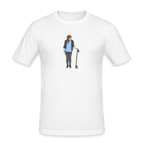 Typical.shadow - Men's Slim Fit T-Shirt