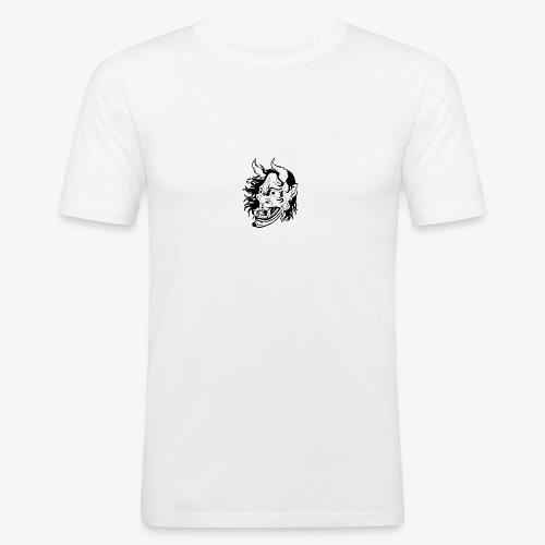 hannya - T-shirt près du corps Homme