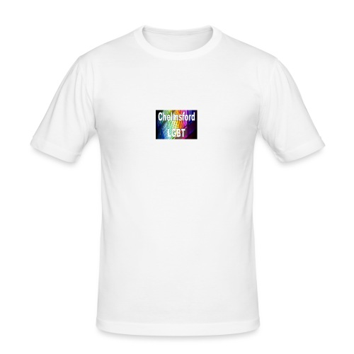 Chelmsford LGBT - Men's Slim Fit T-Shirt