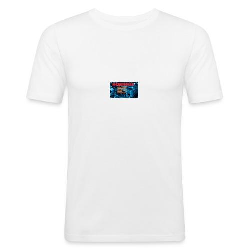 genser - Slim Fit T-skjorte for menn
