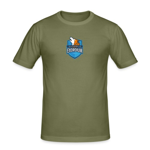 Emc. - Männer Slim Fit T-Shirt