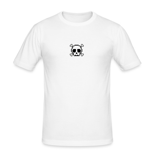 Scripted. Skull - Men's Slim Fit T-Shirt