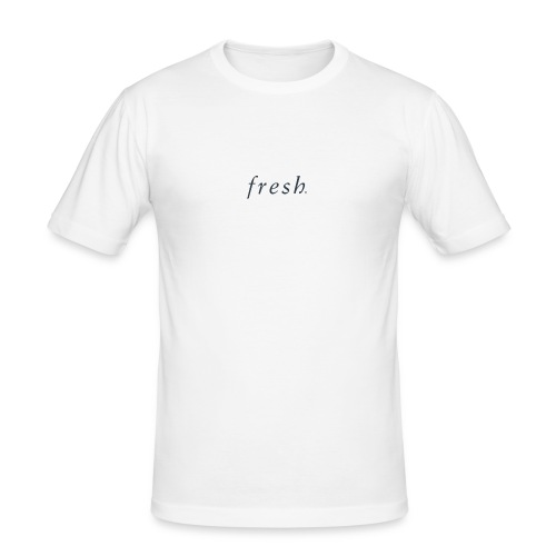 Fresh - Men's Slim Fit T-Shirt